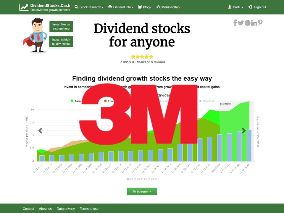 DividendstocksCash 3M stock
