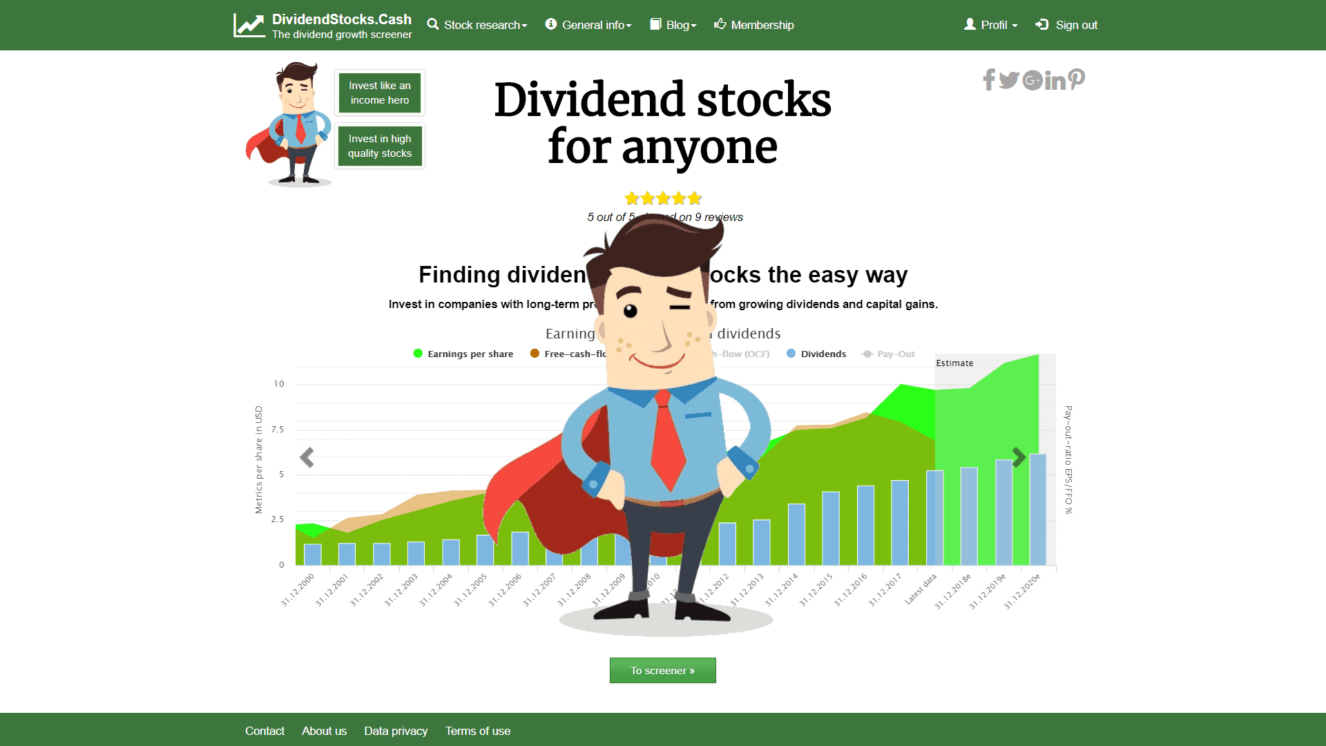 International Dividend Stocks On Discount - September 2018