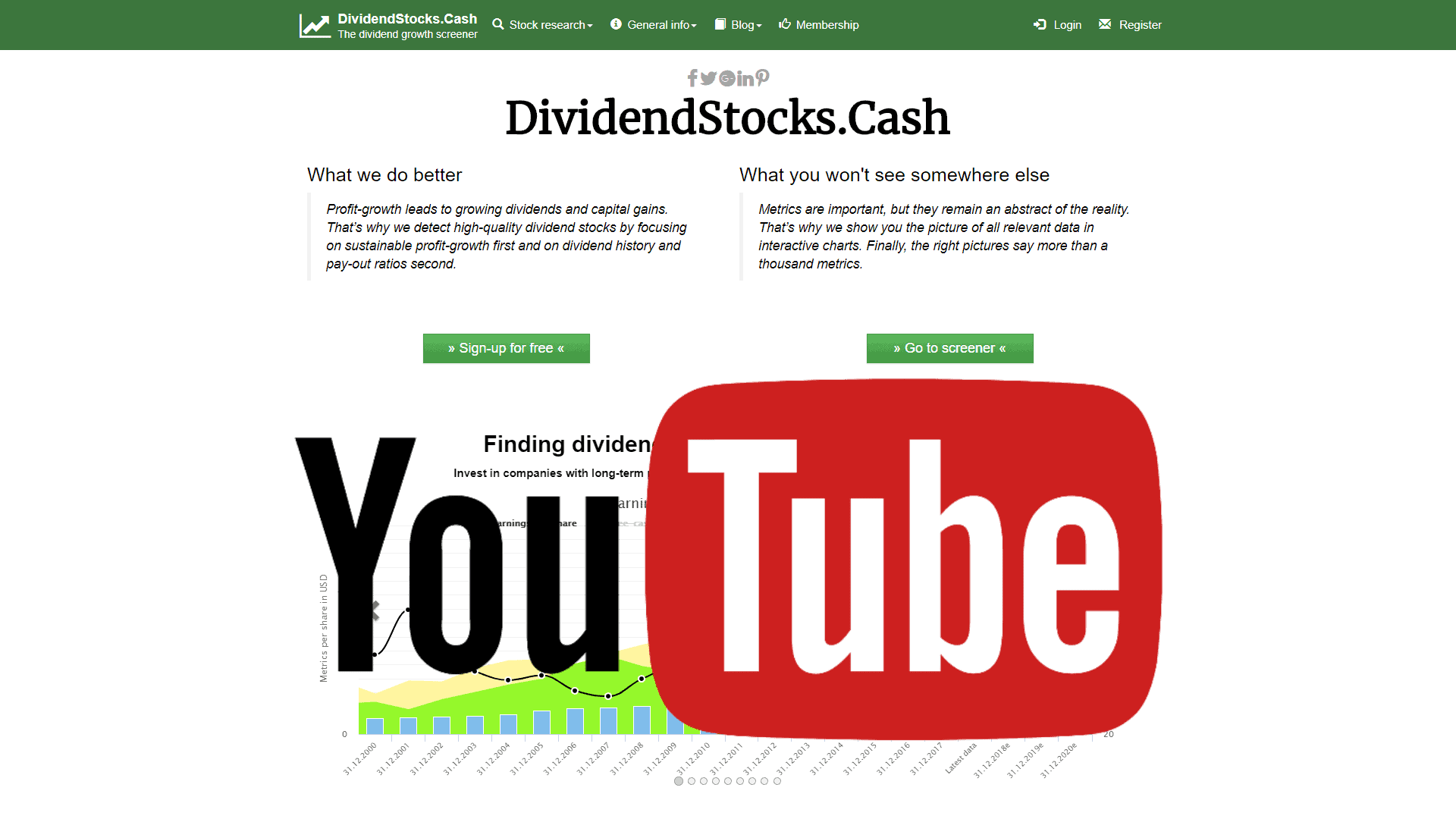 DividendStocks.Cash on YouTube