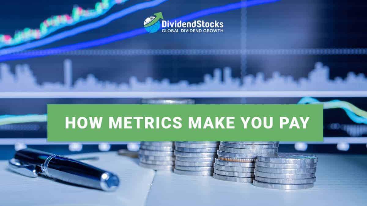How metrics make you pay
