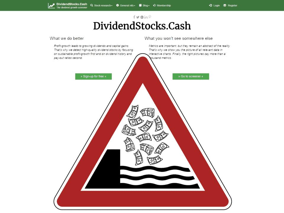 DividendStocksCash Dividend Cuts