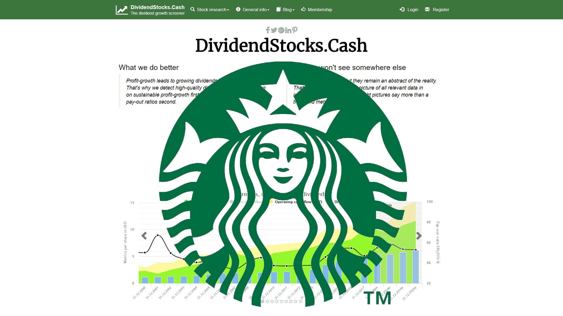 Starbucks - accounting hara-kiri of a stock market superhero?