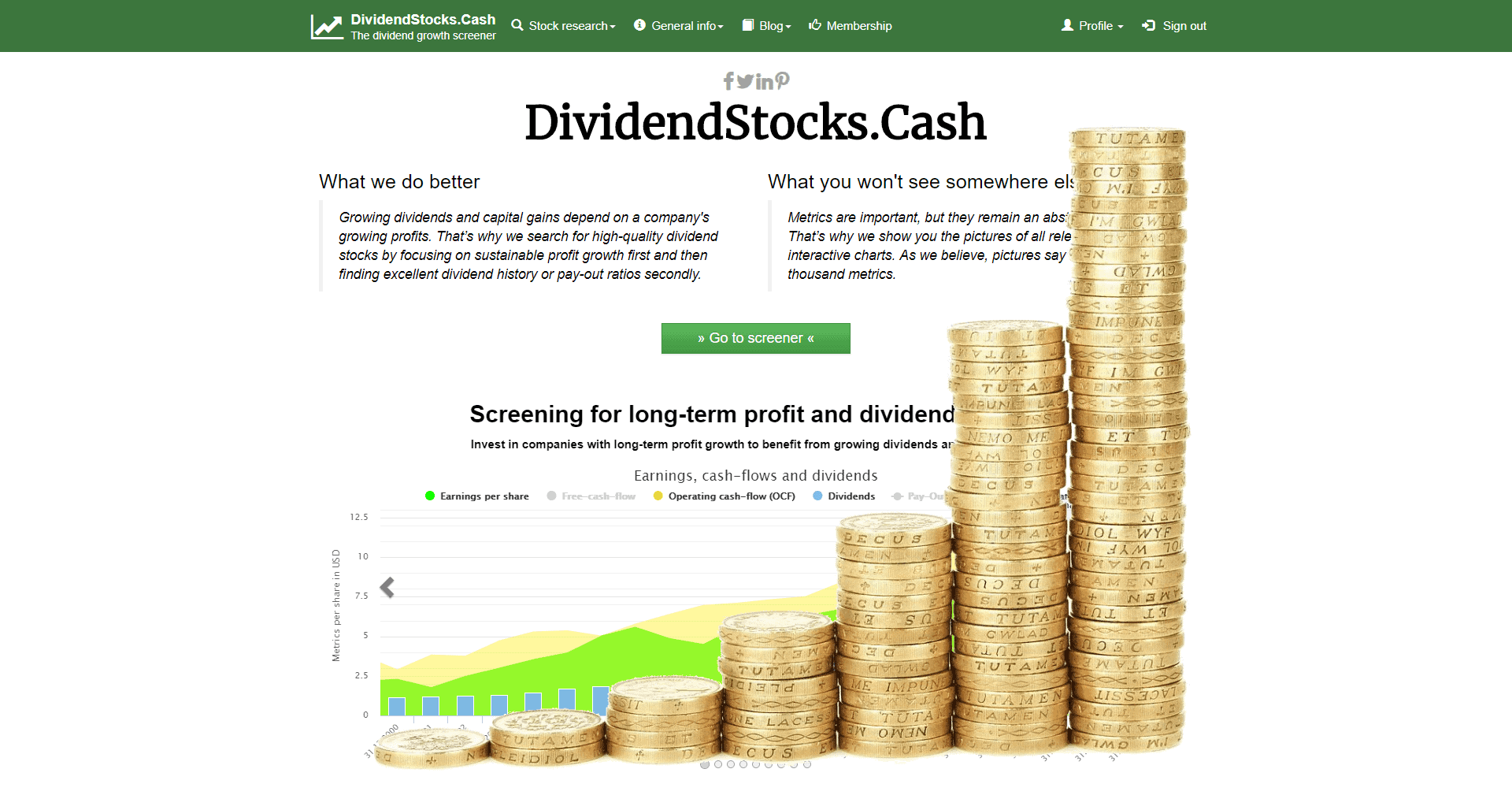 High dividends or dividend growth? Dividend Benchmark to ...