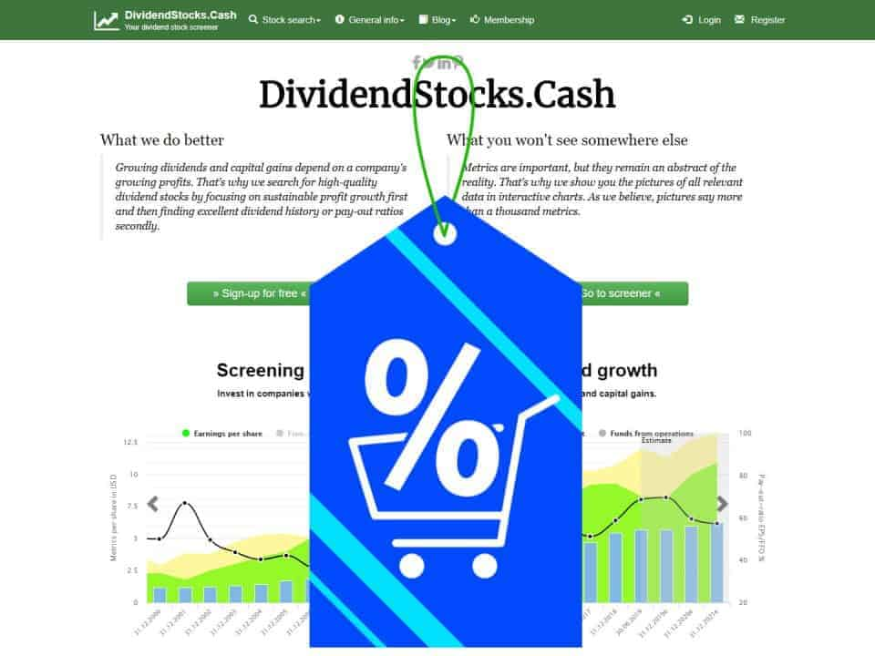 Dividend Stocks on Discount