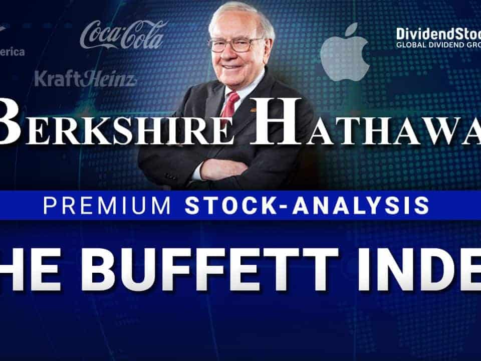 Berkshire-Hathaway - The Buffett Index